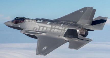 F-35 - full of electron beam welded parts