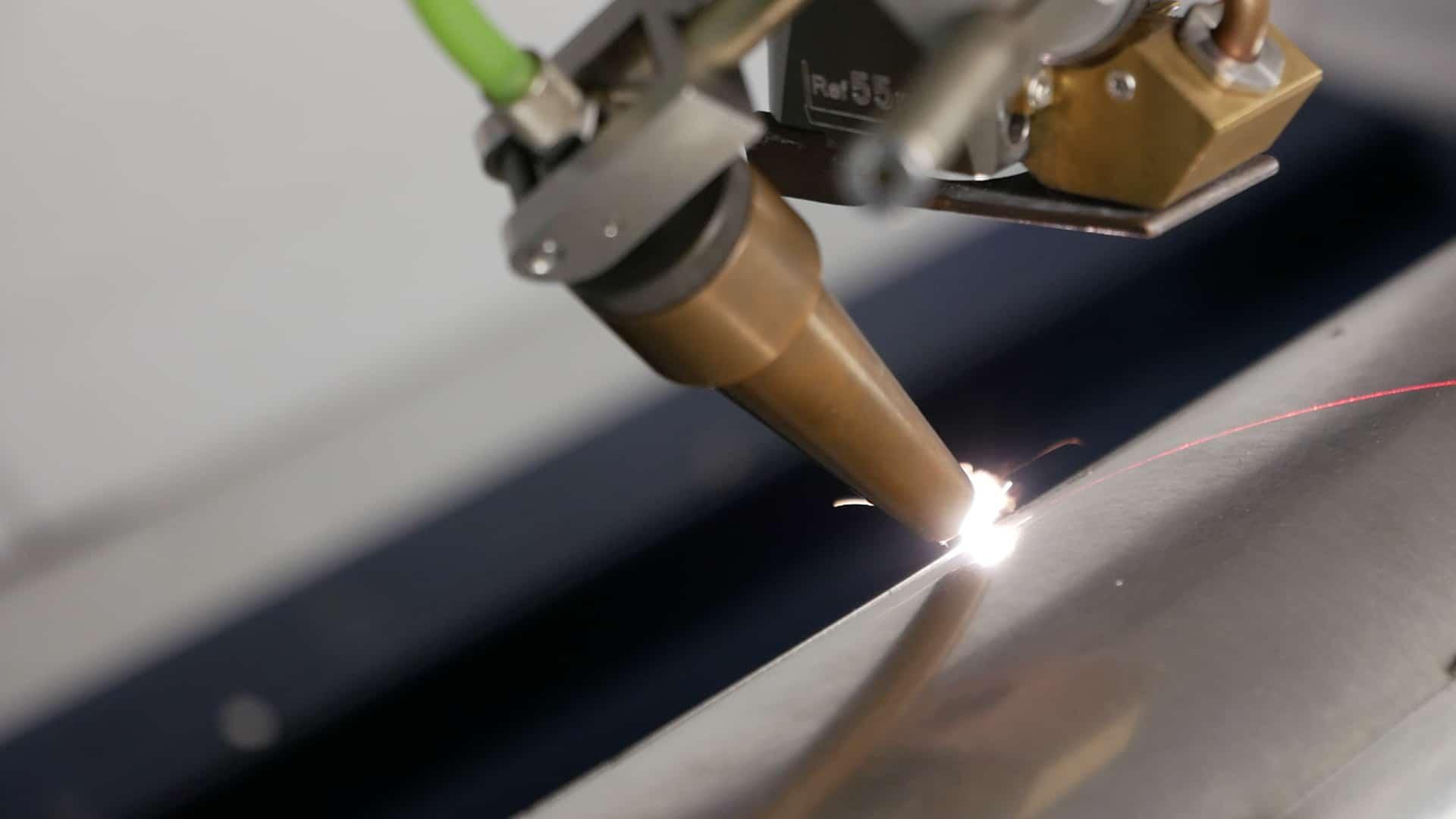 Trumpf Laser Weld