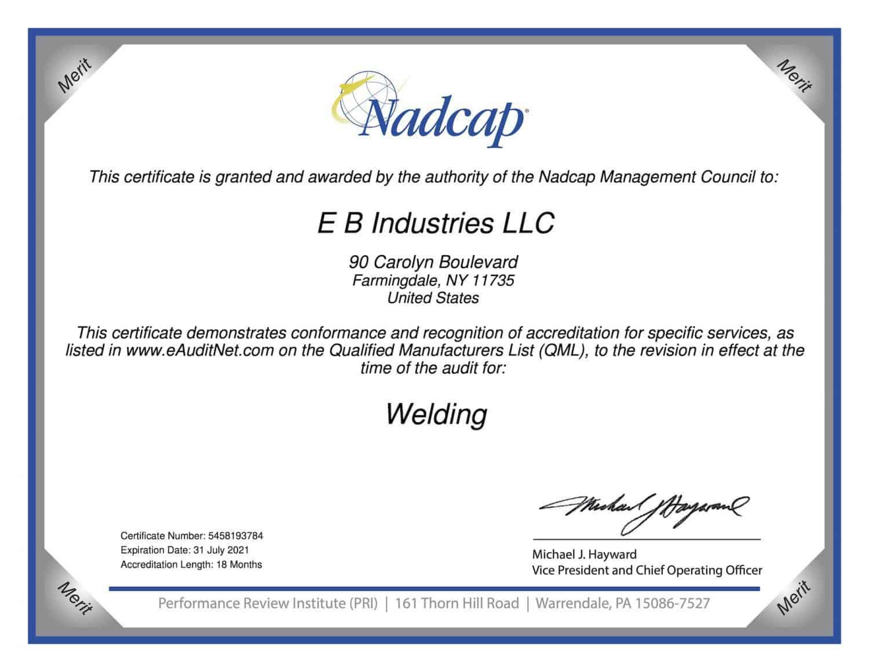 nadcap certification image