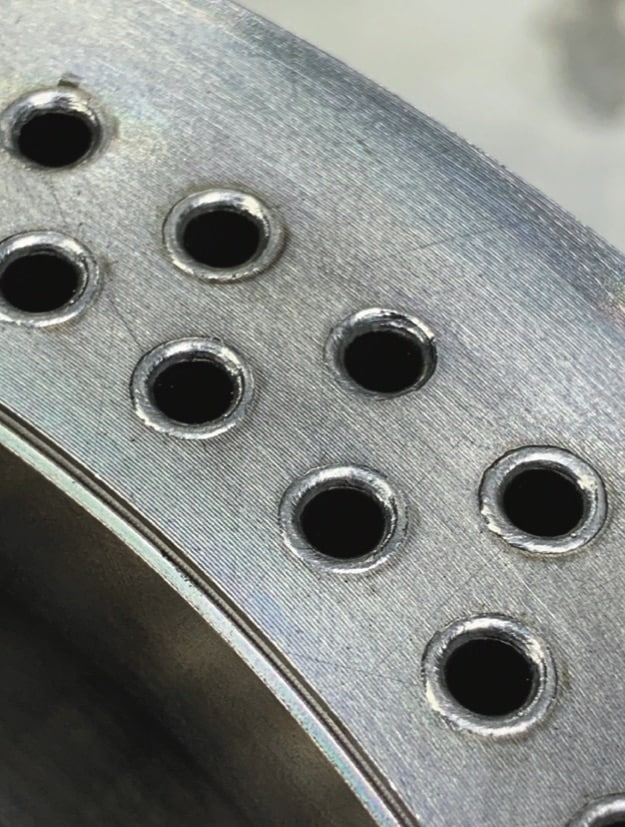 thermolift holes