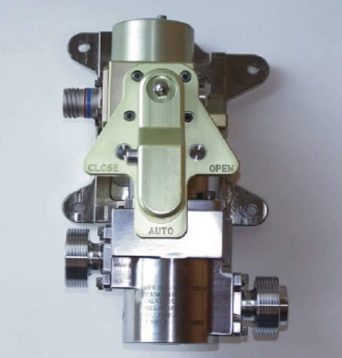 valve tech solonoid