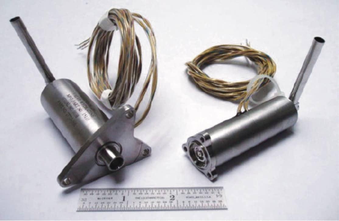 valvetech thrusters